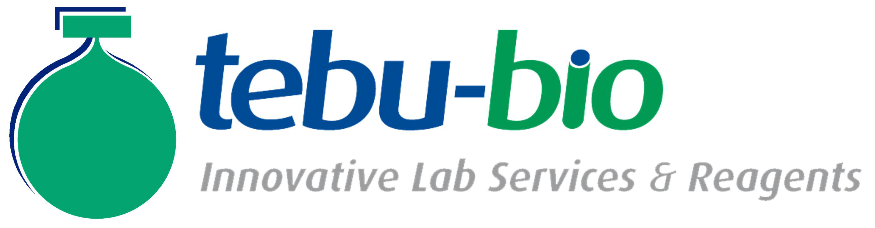 tebu-bio Logo and tagline